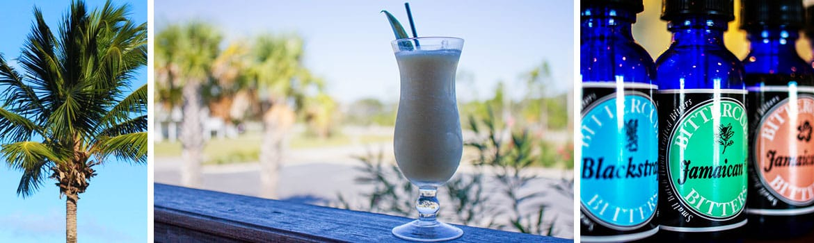 Delicious, hand-crafted cocktails using housemade mixers.  The Beach House Kitchen & Cocktails in Gulf Shores, AL.